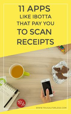 Randy gerst gerstrandy on pinterest here are 11 apps like ibotta that pay you to scan your receipts using your smartphone malvernweather Image collections