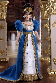 """French Lady™ Barbie® Doll 