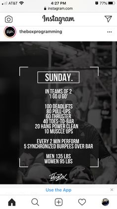 Wod Workout, Workouts, Crossfit Wods, Muscle Up, Burpees, T 4, Fitness Motivation, Paleo, Training