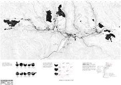 Thesis. Coal mining landscape regeneration | CRISTINA TERÁN