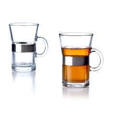 Scandi Interiors - These hot drink glasses are surprisingly capacious and perfect for morning coffee or an indulgent moment with a latte, tea or hot chocolate.  This simply designed range provides practical kitchen basics that will last a lifetime and is easy to combine with other tableware.