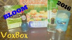 Bloom VoxBox Unboxing May 2016