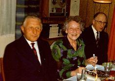 Ansgar, Angela og Einar