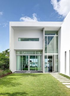 Peribere Residence, Miami, 2013 by Max Strang Architecture More...