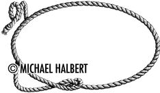 Rope Or Lasso- Maybe something like this around brand on my shoulder
