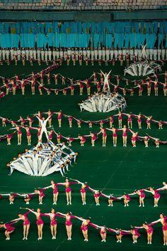 Arirang Mass Games, North KoreaPhoto Set 3 of 4