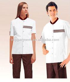 Hotel Housekeeping Staff Uniform Cafe Uniform, Waiter Uniform, Hotel Uniform, Hotel Housekeeping, Housekeeping Uniform, Corporate Uniforms, Staff Uniforms, Kellner Uniform, Night Suit