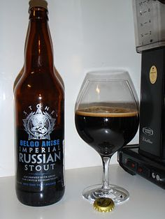 Stone Belgo Anise Imperial Russian Stout - My pick of 2011