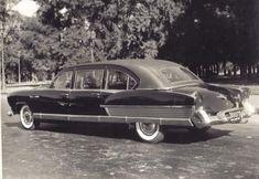 Old cars of Argentina, Kaiser Retro Cars, Vintage Cars, Antique Cars, Classic Motors, Classic Cars, Limousine Car, Miniature Cars, Car Advertising, Automotive Design