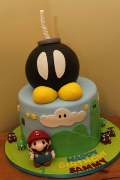Ideas para tu Fiesta: Mario Bros Party