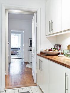 Decoración femenina - romántica en blanco, gris y rosa - Estilo nórdico   Blog de decoración   Muebles diseño   Decoración de interiores - Delikatissen