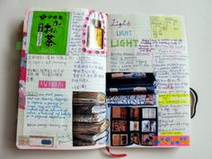 mescrap studio: What you do with your Journal (Moleskine) ? (Mar 2014)