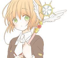 Sakura Kinomoto <3 <3