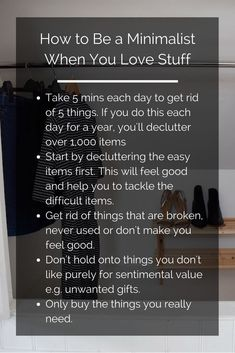 """How to be more minimalist when we like things, """"story_pin_data_id"""": null, . - Minimalism - FREE, CHEAP AND EASY Tips for Living a Minimalist Lifestyle !"""