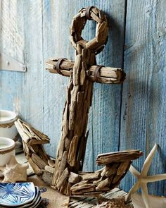 View All Audio Reserve Products Tunes E book Gifts Tommy Bahama Driftwood Sculpture, Driftwood Art, Driftwood Wreath, Tommy Bahama, Driftwood Projects, Diy Projects, Driftwood Ideas, Beach Crafts, Diy And Crafts