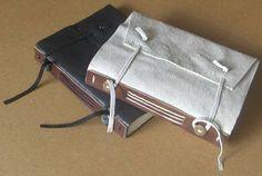 My Handbound Books - Bookbinding Blog: Medieval Limp Binding