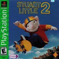 Stuart Little 2 Playstation Video Game Stuart Little 2, Playstation Games, Ps3, Ever After High Games, Nintendo, Childhood Memories 90s, First Video Game, Video Game Collection, Classic Video Games