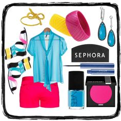 Sephora - Love to wear bright colors? Well, Sephora is the right place to find them. Check out this link and find all the beauty products in one place @Metropolisatmet #Findwhatyoulove