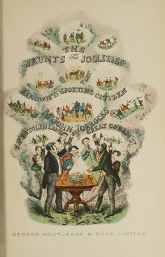 Jorrocks's Jaunts and Jollities p. 9
