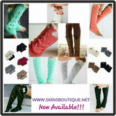 Boot socks and Boot cuffs have now been added to the website!!!  Cuffs $9.99 Socks for Girls & Ladies $15.99!! #bootsocks #bootcuffs #bootlovers #fallfashion #girls #ladies #buskins