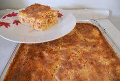 Empadão de Frango Delicioso - sem farinha