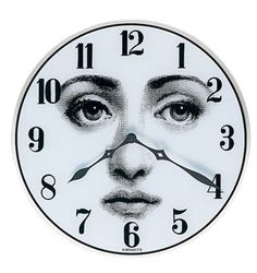 the face of time