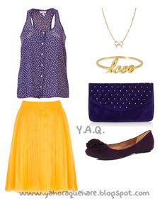 Y. A. Q. - Blog de moda, inspiración y tendencias: [Y ahora que me pongo en] Ceremonia semiformal de día
