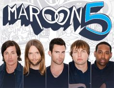 Maroon 5 performs at MSG on February 16, 2013!