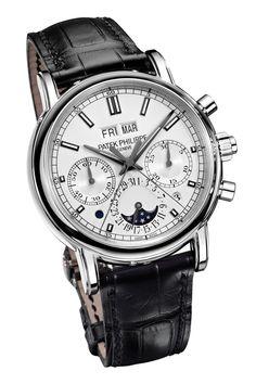 Splitting Time Patek Philippe Ref 5204 5