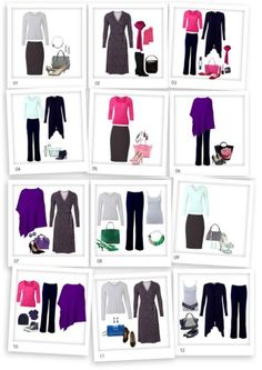 Capsule wardrobe for Winter coloring  #capsule wardrobe for Winter  http://www.style-yourself-confident.com/capsule-wardrobe-for-winter.html
