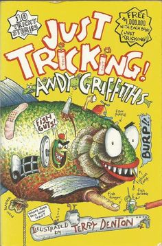 Just Tricking by Andy Griffiths  - Paperback -  S/Hand