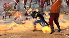 Sabo Fire Devil Fruit Luffy One Piece Pirate Warriors 3 Game Picture 1920x1080