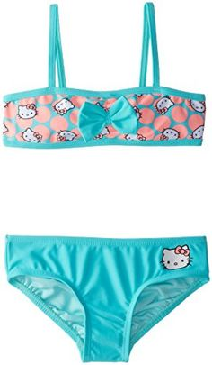 c4e8c7d9d98b4 12 Best Swimwear images in 2017 | Hello Kitty, Sanrio, Tankini