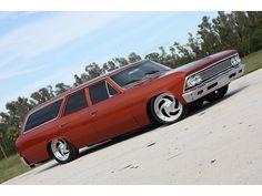 Chevrolet : Chevelle HOTCHKIS