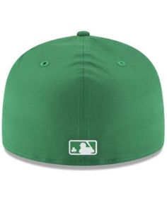 9e466246a1e New Era Miami Marlins St. Patty s Day Pro Light 59Fifty Fitted Cap - Green 7