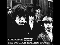 Rolling Stones:  Live at the BBC  (1963- 1965)