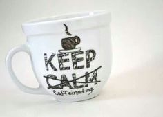 Keep... caffeinating.