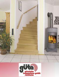 Betontreppen - Treppenstufen auf Beton. Auch eine Treppe aus Beton kann schön und elegant aussehen. Betontreppen lassen sich mit Treppenstufen aus Massivholz, über Geländersprossen und Pfosten, bis hin zu den extravaganten Handläufen individuell gestalten. Massivholz Treppenstufen aus unserer eigenen Produktion schaffen Platz für Ihre gestalterischen Ideen.  http://www.gueta-treppen.de/betontreppen-mit-holzstufen.html