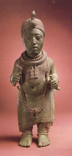 BBC's Documentary On The 'Bronze Cast Head Of The Ife King' - Culture (10) - Nigeria