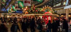 christmas market indoor - Google Search