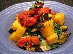 At Home with Vicki Bensinger, In-Home Culinary Classes: Quinoa with Roasted Vegetables