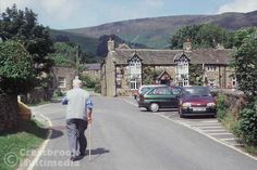 Edale - Old Nags Head Inn, start of the Pennine Way