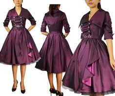 BlueBerryHillFashions: Rockabilly Dress