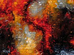Where ART Lives Gallery Artists Group Blog: Abstract art, abstract painting red black painting...