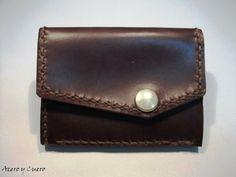 el más nuevo eb1dc 19298 Las 35 mejores imágenes de Billeteras de cuero / handmade ...