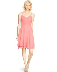 Whbm lace bodice faille dress bridesmaid
