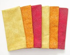 Large Cloth Napkins  Set of 6  Dinner Table by ClearSkyHome