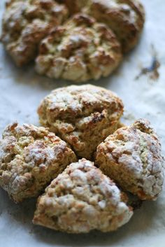 Scottish Apricot Scones