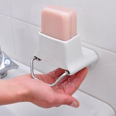 A Super Clever and Ecologically-Minded Soap Dispenser
