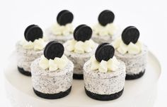 oreoblogg Snack Recipes, Snacks, Stop Eating, Love Is Sweet, How To Make Cake, Oreo, Nom Nom, Sweet Tooth, Cheesecake